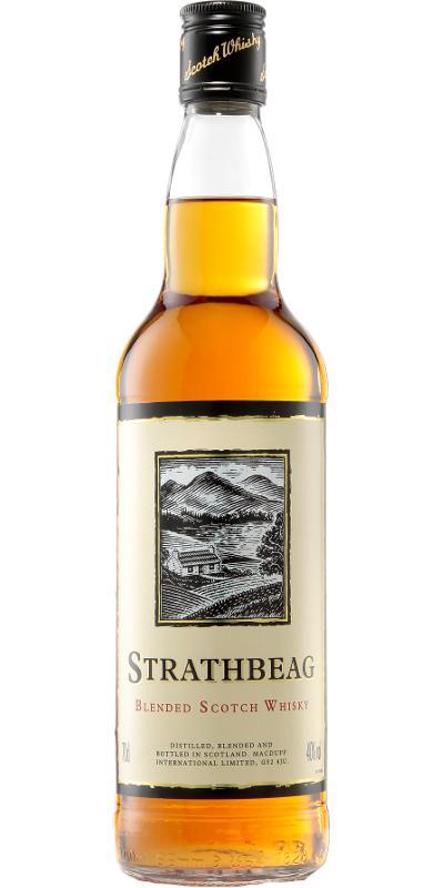 Strathbeag Blended Scotch Whisky