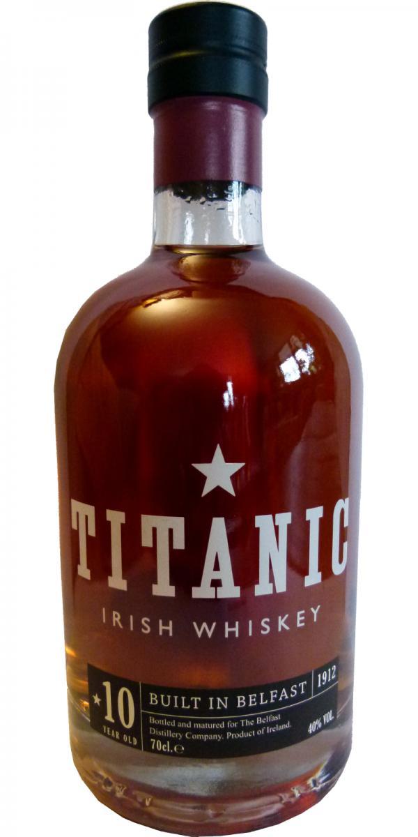 Titanic 10-year-old