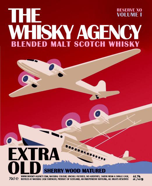 Blended Malt Scotch Whisky NAS TWA
