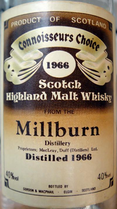Millburn 1966 GM
