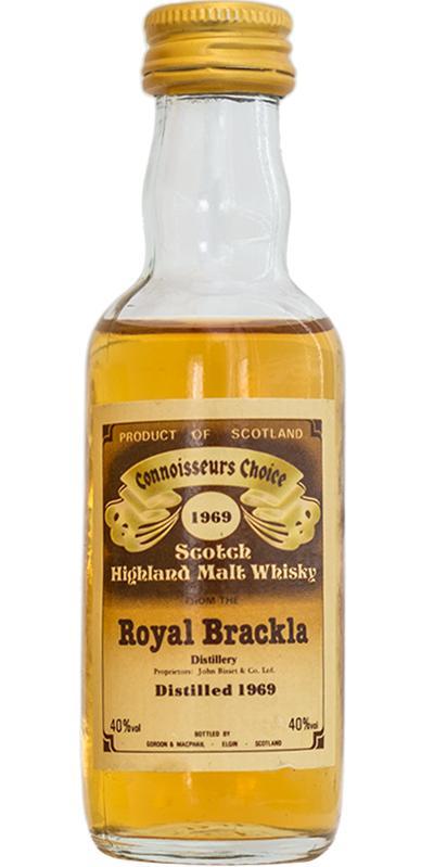 Royal Brackla 1969 GM