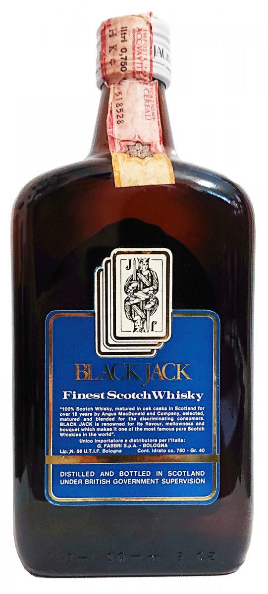 Black Jack 18-year-old