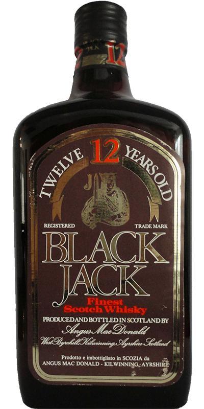 Black Jack 12-year-old