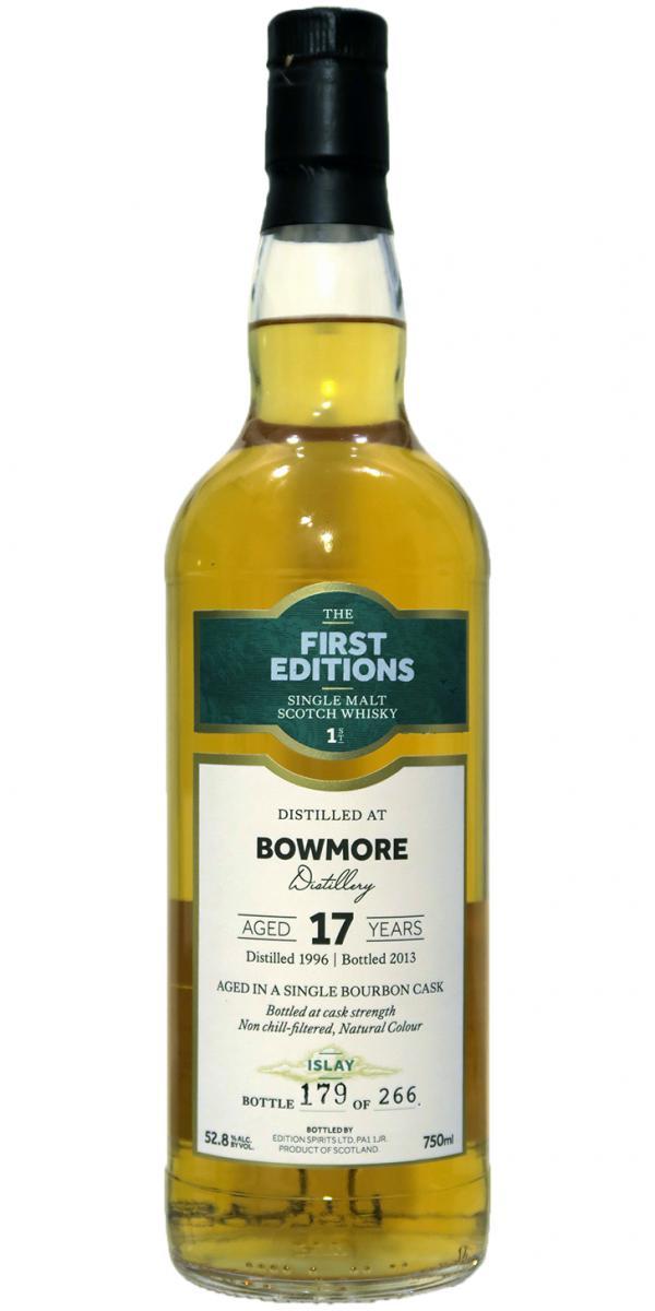 Bowmore 1996 ED