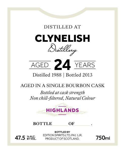 Clynelish 1988 ED