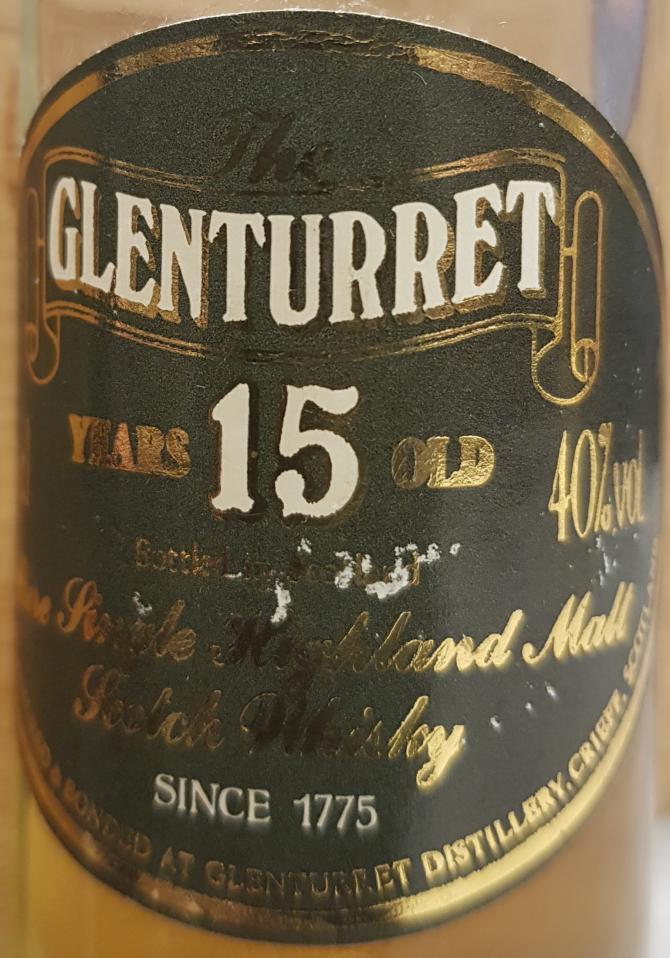 Glenturret 15-year-old