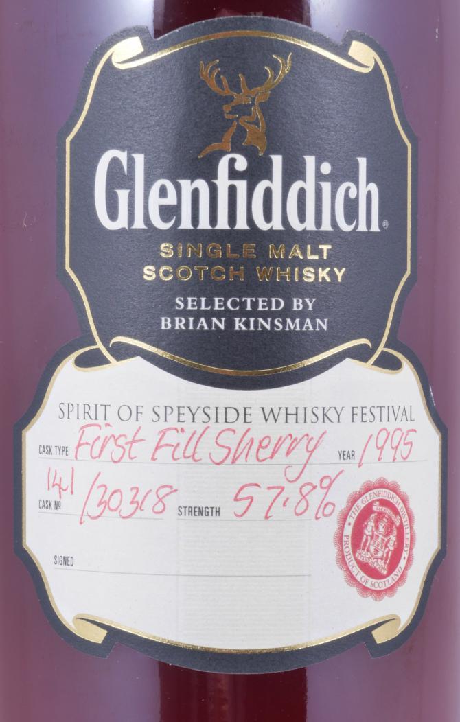 Glenfiddich 1995