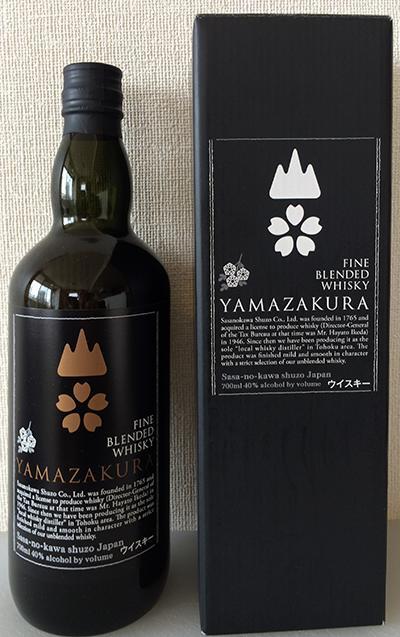 Yamazakura Fine Blended Whisky