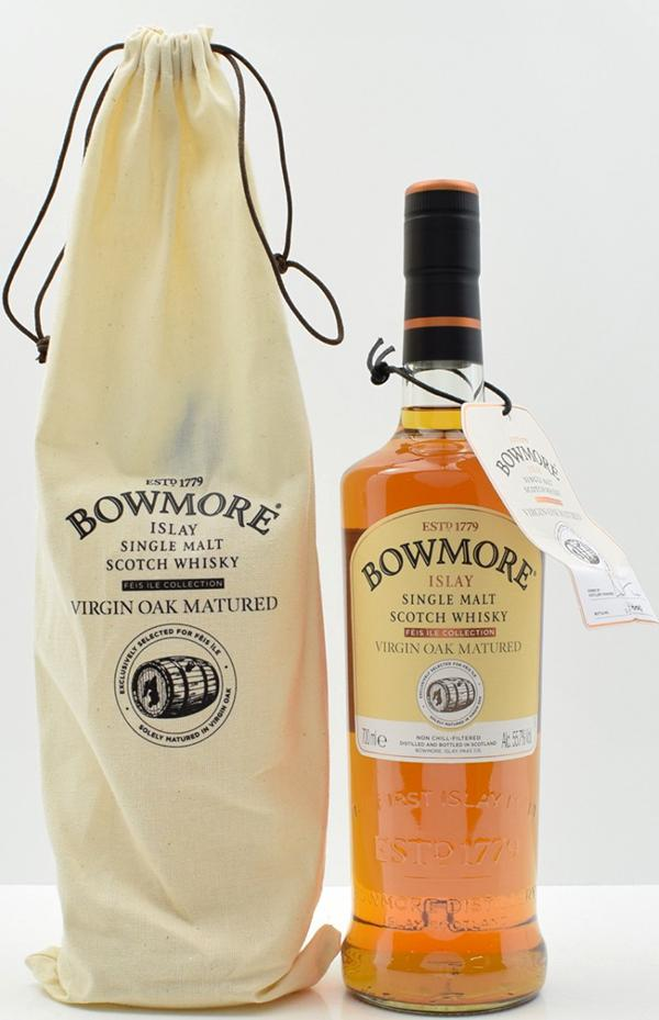 Bowmore Virgin Oak Matured