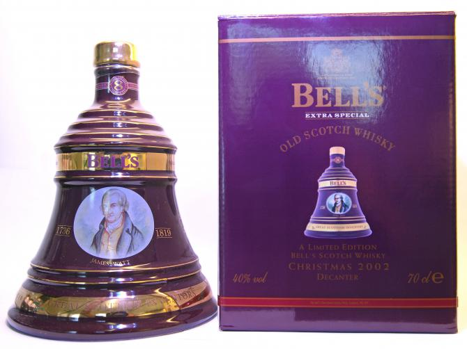 Bell's 08-year-old