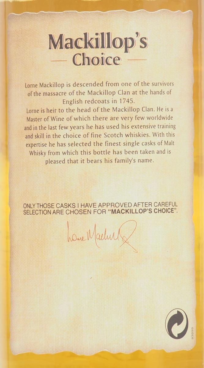 Ardbeg 1991 McC