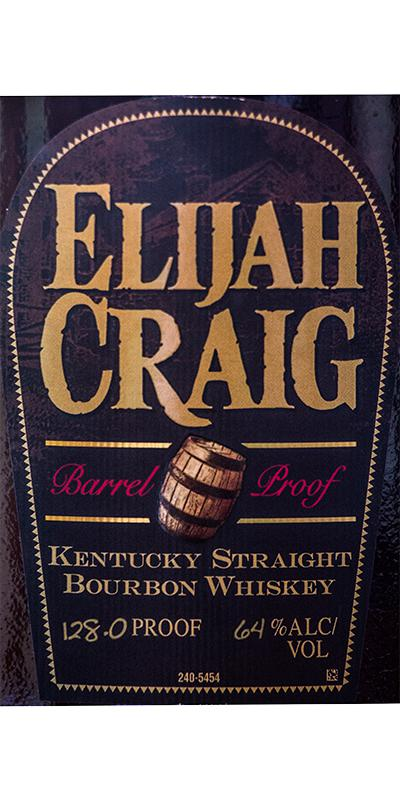 Elijah Craig Barrel Proof - Release #7