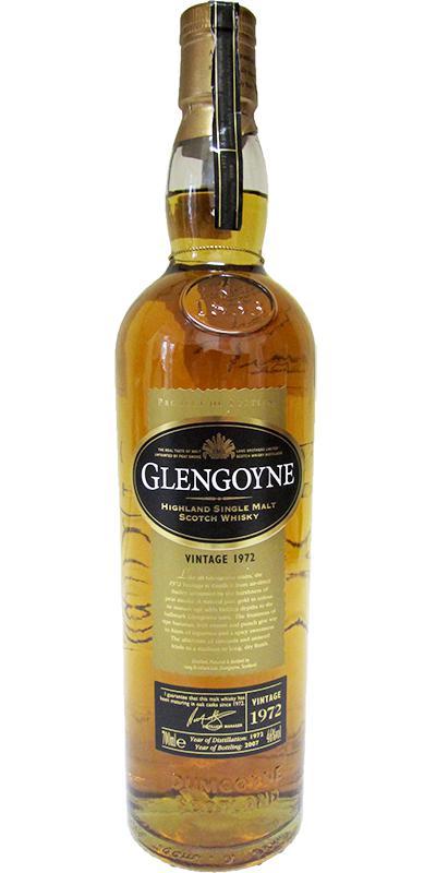 Glengoyne 1972
