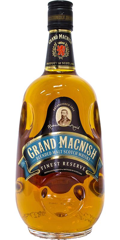 Grand Macnish Finest Reserve McDI
