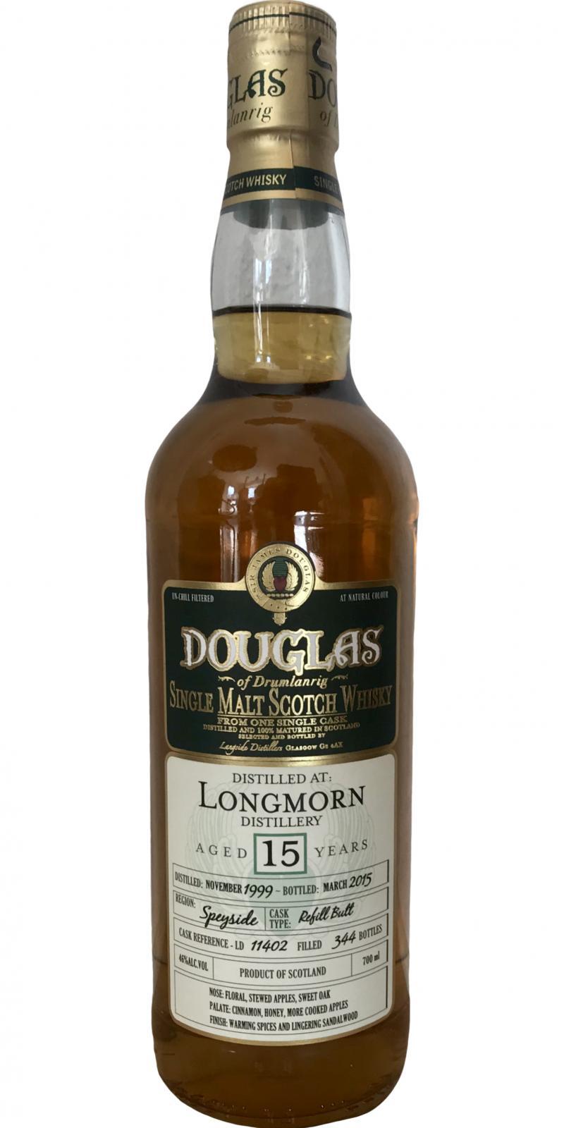 Longmorn 1999 DoD