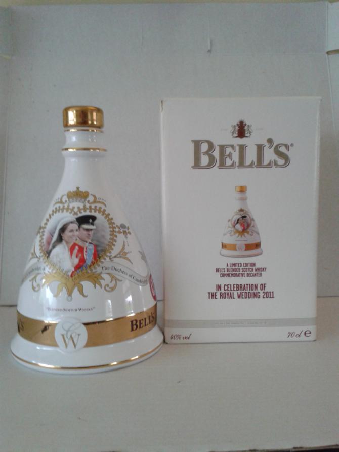 Bell's Royal Wedding 2011