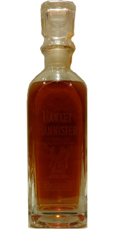 Hankey Bannister 15-year-old