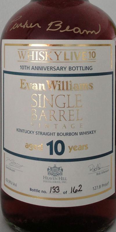 Evan Williams 1999