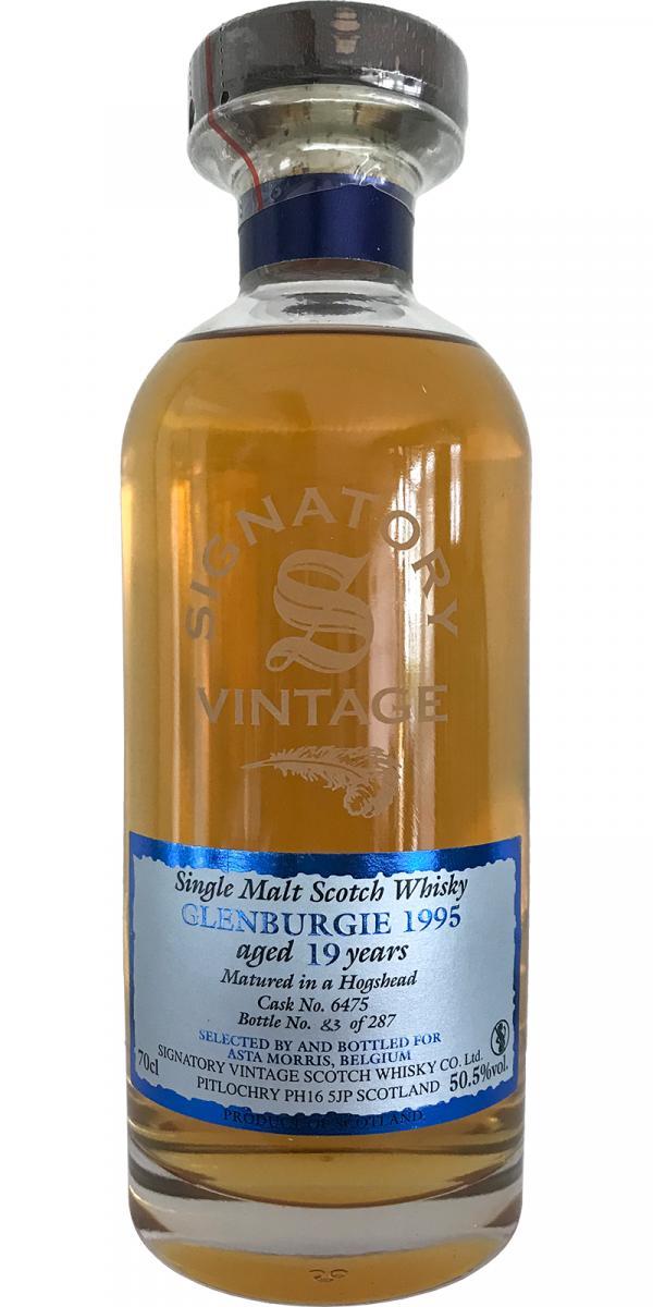 Glenburgie 1995 SV