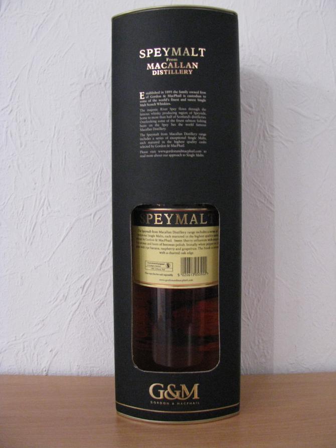Macallan 1997 GM
