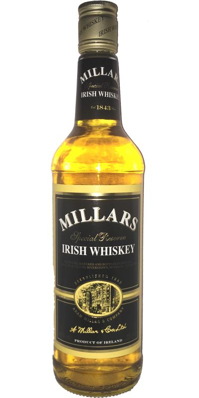 Millars Special Reserve
