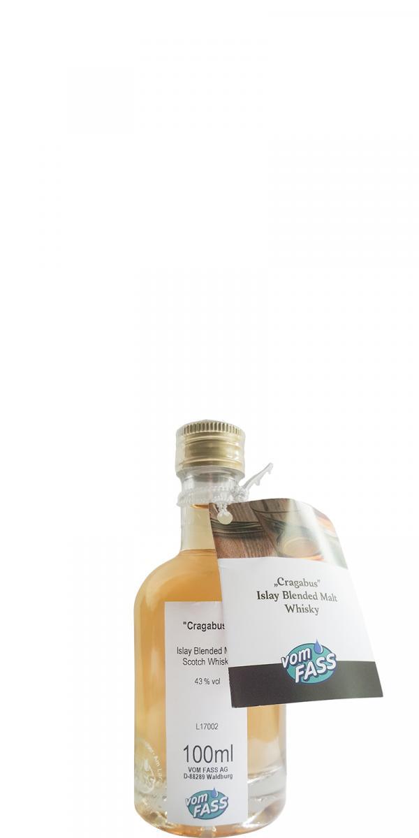 Cragabus Islay Blended Malt Whisky vF
