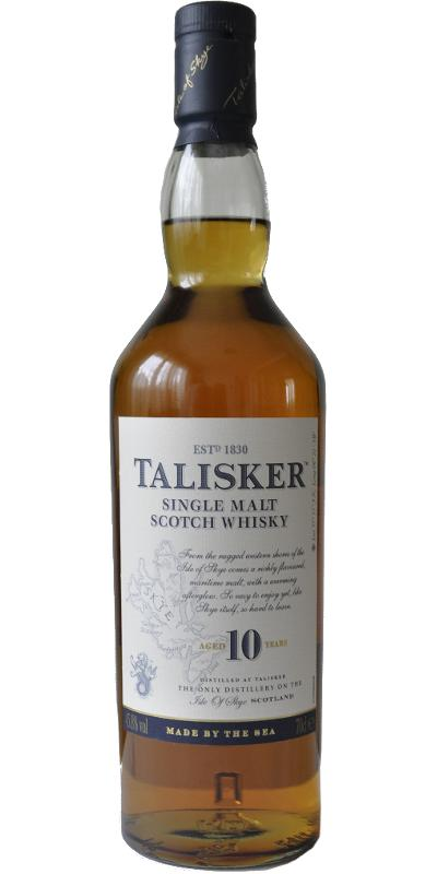 Talisker 10-year-old