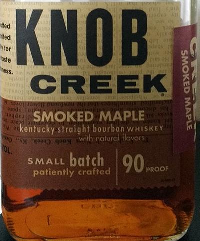 Knob Creek NAS