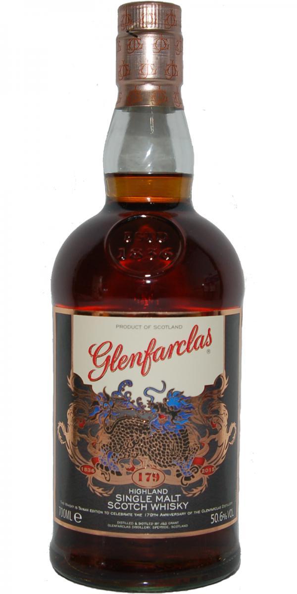 Glenfarclas 179th Anniversary