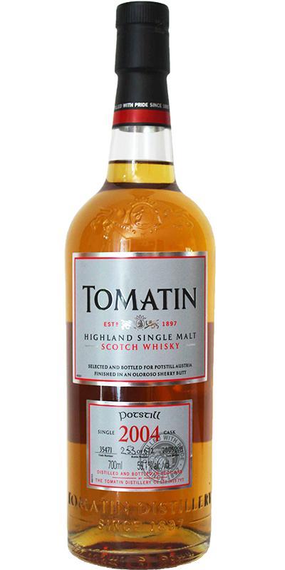 Tomatin 2004
