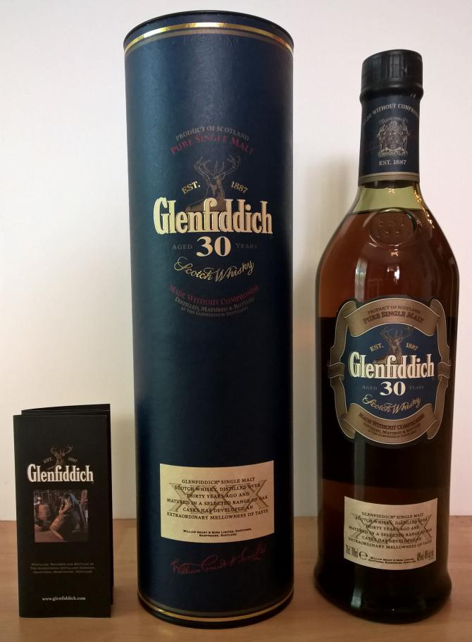 30 Yr Fixed Mortgage Rates: Glenfiddich 30-year-old