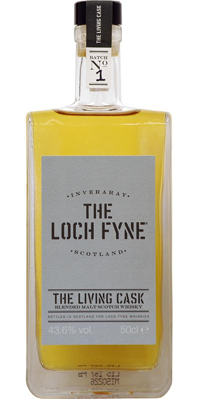 The Loch Fyne The Living Cask LF