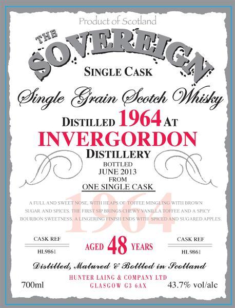 Invergordon 1964 HL