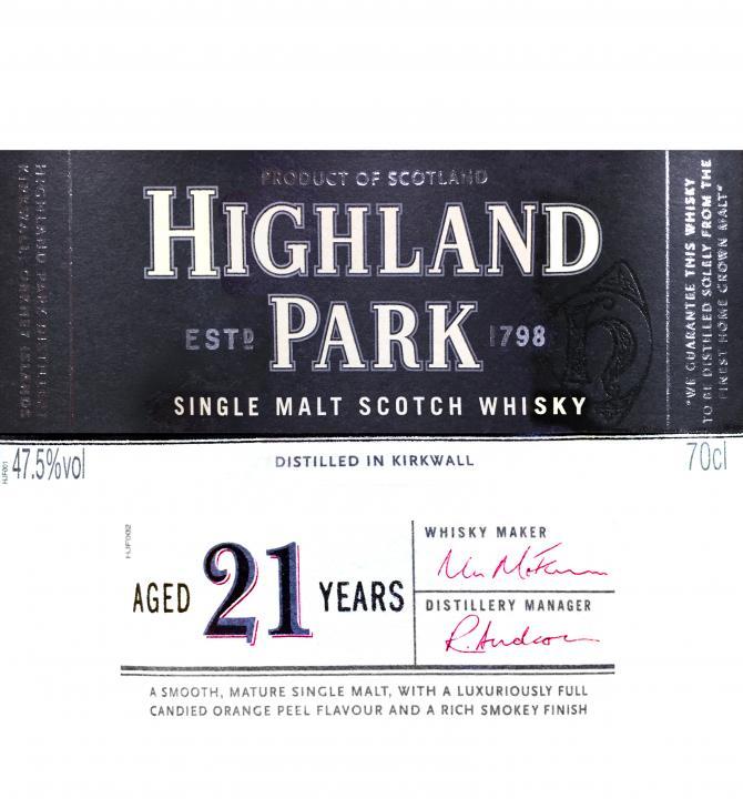 Highland Park 21-year-old
