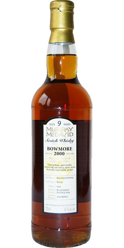 Bowmore 2000 MM