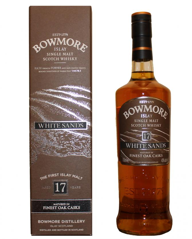 Bowmore 17-year-old