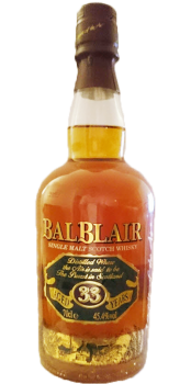 Balblair 33-year-old