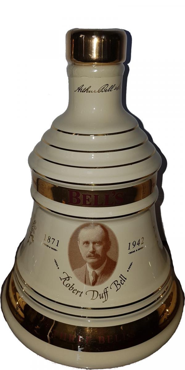 Bell's Three Bells - Robert Duff Bell