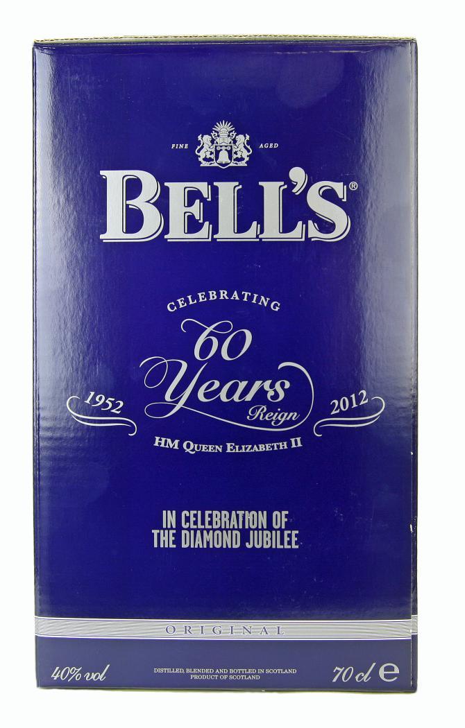 Bell's Celebrating 60 Years Reign HM Queen Elizabeth II