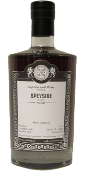 Speyside Distillery 1993 MoS