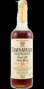 Tamnavulin 15-year-old