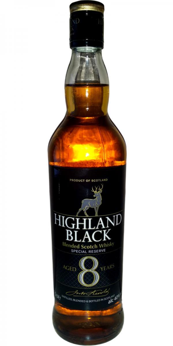 Highland Black 08-year-old