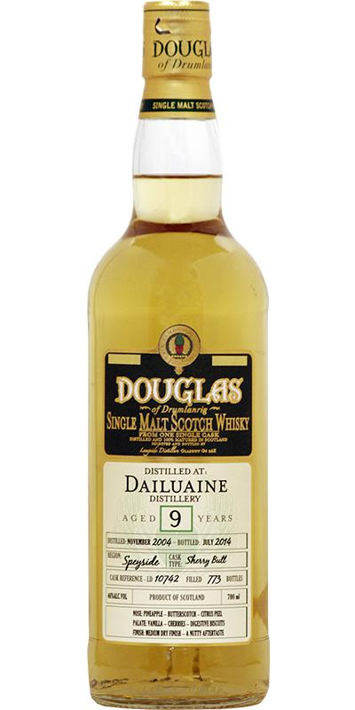 Dailuaine 2004 DoD