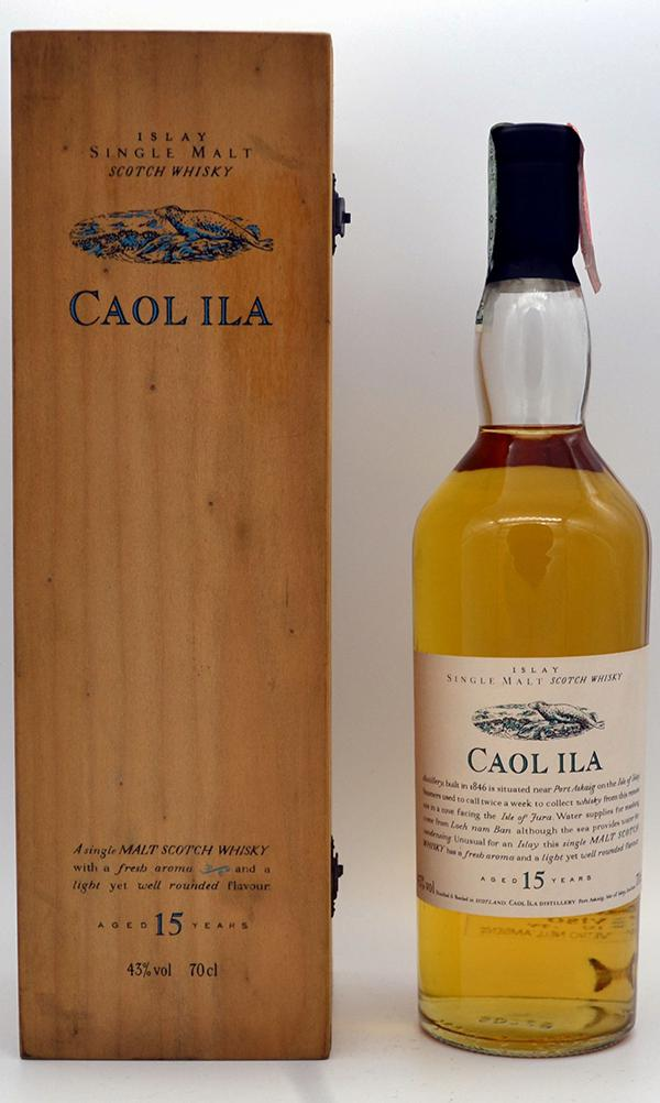 Caol Ila 15-year-old