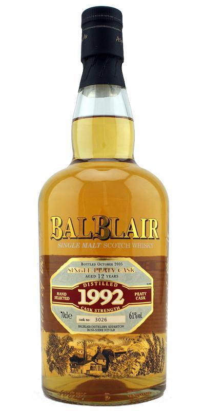 Balblair 1992