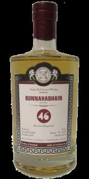 Bunnahabhain 2005 MoS
