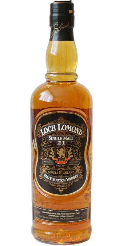 Loch Lomond 21-year-old