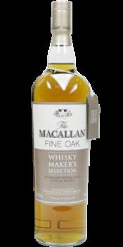 Macallan Whisky Maker's Selection