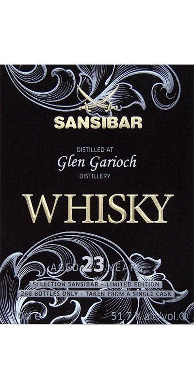 Glen Garioch 1991 Sb