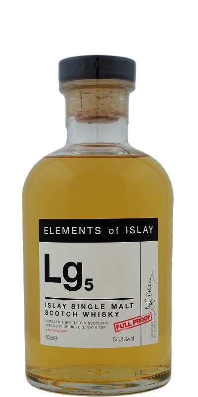 Lagavulin Lg5 SMS